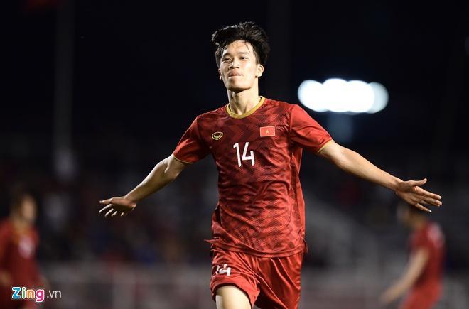 Hé lộ người hùng thầm lặng giúp Hoàng Đức ghi bàn ấn định tỷ số 2-1 trận gặp Indonesia-3