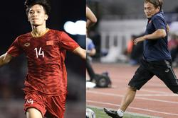 Hé lộ 'người hùng thầm lặng' giúp Hoàng Đức ghi bàn ấn định tỷ số 2-1 trận gặp Indonesia