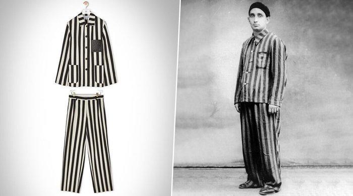Nhà mốt cao cấp Loewe phải xin lỗi vì thiết kế giống đồng phục tù nhân-2