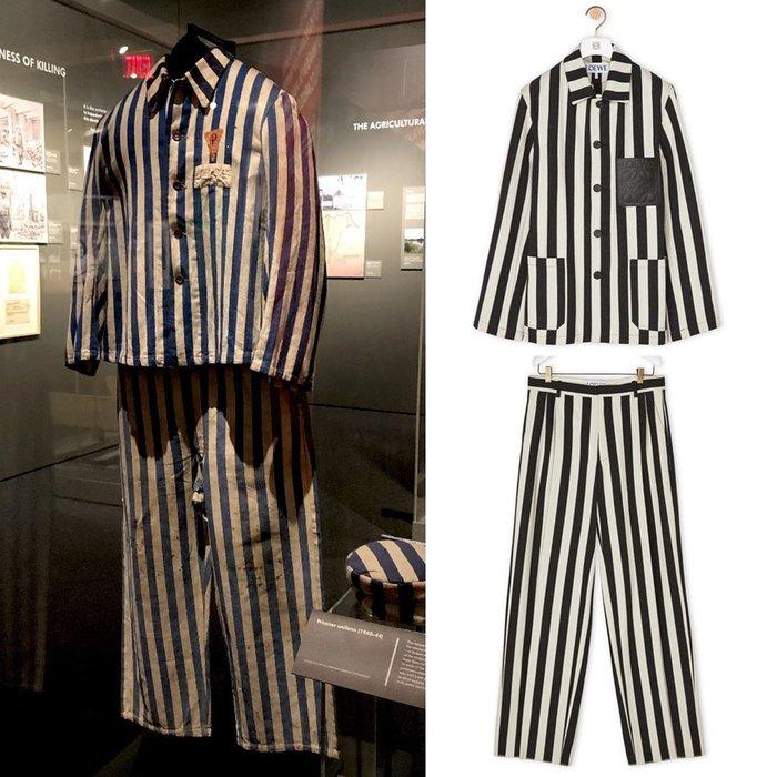 Nhà mốt cao cấp Loewe phải xin lỗi vì thiết kế giống đồng phục tù nhân-4