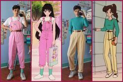 'Lịm tim' với thánh bán hàng online: Lên đồ đúng kiểu anime