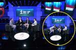 'Giải mã' hành động BTV Quốc Khánh 'đá xoáy' thủ môn Bùi Tiến Dũng trên sóng trực tiếp