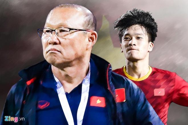 Hé lộ chiến thuật của thầy Park ở phòng thay đồ giúp U22 Việt Nam lật ngược thế cờ thắng Indonesia-2