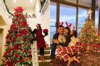 Còn gần 1 tháng nữa mới Noel thế mà Phạm Hương, Tăng Thanh Hà và dàn sao Việt đã nô nức trang trí nhà cửa rồi đây!
