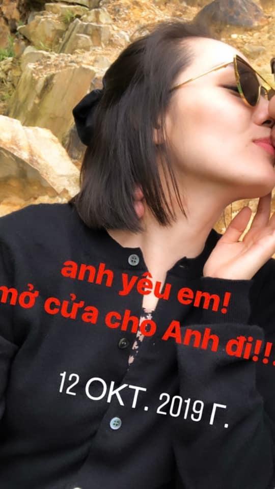 Phương Linh công khai thoát ế ở tuổi 35 bằng bức ảnh khóa môi bạn trai, dân mạng gọi tên Hà Anh Tuấn-1