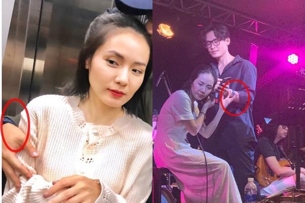 Phương Linh công khai thoát ế ở tuổi 35 bằng bức ảnh khóa môi bạn trai, dân mạng gọi tên Hà Anh Tuấn-3