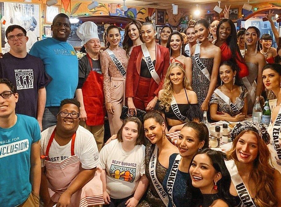 Miss Universe 2019 ngày thứ tư: Hoàng Thùy diện váy quây chanh sả, chờ mãi cũng đọ sắc Puerto Rico-1