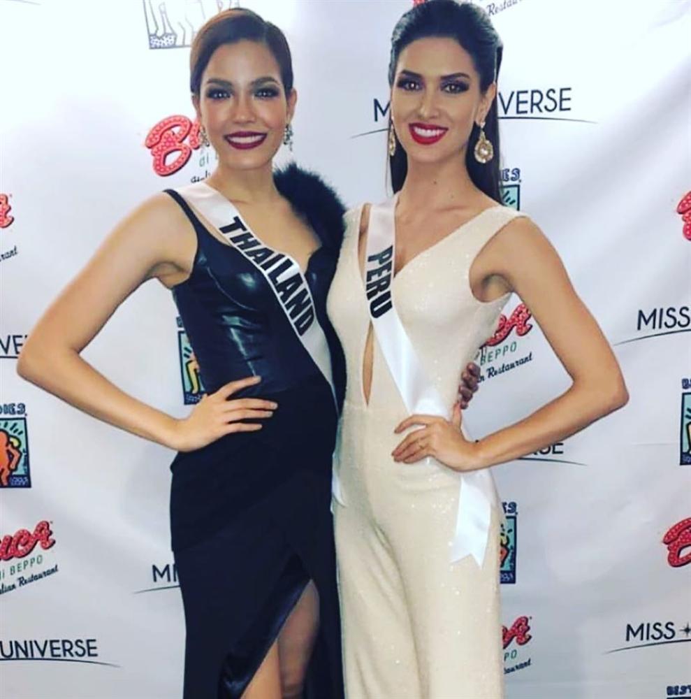Miss Universe 2019 ngày thứ tư: Hoàng Thùy diện váy quây chanh sả, chờ mãi cũng đọ sắc Puerto Rico-7