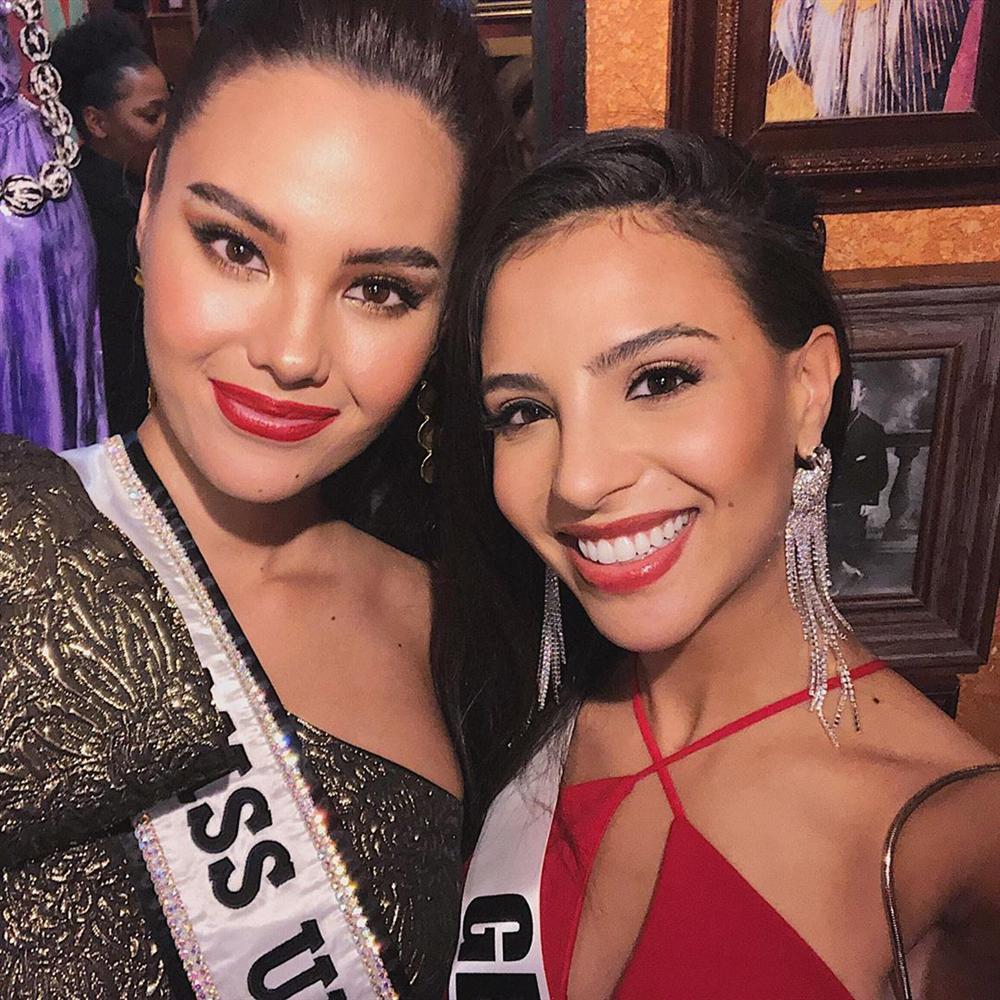 Miss Universe 2019 ngày thứ tư: Hoàng Thùy diện váy quây chanh sả, chờ mãi cũng đọ sắc Puerto Rico-13