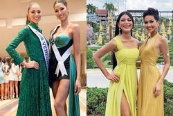Bản tin Hoa hậu Hoàn vũ 2/12: Hoàng Thùy và H'Hen Niê, ai đủ đẹp để 'chặt' đối thủ Venezuela?
