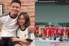 Đang bận thi đấu, Quang Hải lại nổi lửa MXH khi chia sẻ 'chỉ cần có một tình yêu đơn giản'