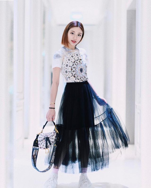 Con gái Bà hoàng Hermès Jamie Chua: Ngập trong hàng hiệu từ nhỏ, đầy tài năng khi tự lực mở thương hiệu phụ kiện riêng-6