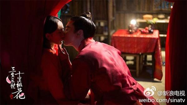Sự thật đằng sau cảnh hôn trong phim Hoa ngữ-4