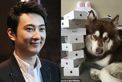 Thiếu gia từng đeo đồng hồ mạ vàng cho chó, một lần đi hát 'đốt' 8 tỷ giờ ra sao?