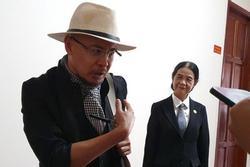 Bị bà Thảo yêu cầu giám định tâm thần, ông Vũ đáp: 'Những người tâm thần mà giống Qua thì đất nước này cần nhiều người tâm thần hơn'