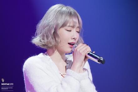 Tae Yeon (SNSD) được ví như người phụ nữ ly hôn 7 lần khi hát