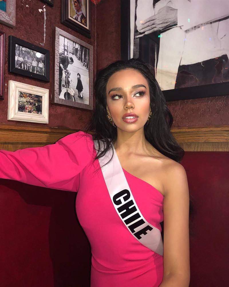 Thí sinh Miss Universe 2019 bị kẹt váy trong thang máy cuốn chỉ vì mặc đầm đuôi cá quá điệu-6