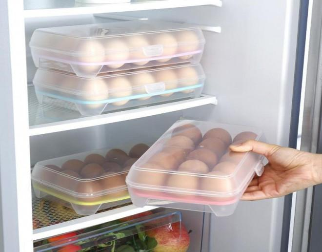 Tại sao không nên để trứng ở cánh cửa tủ lạnh-2