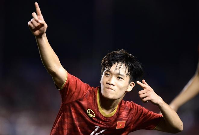 Nhan sắc bạn gái tin đồn của tiền vệ U22 Việt Nam Nguyễn Hoàng Đức-1