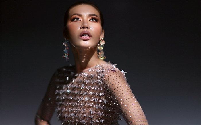 Mang đầm cũ của Minh Tú dự thi Miss Supranational: Ngọc Châu trắng tay vì lộ nội y kém duyên-7