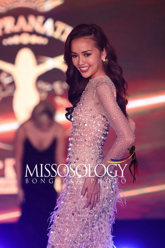 Mang đầm cũ của Minh Tú dự thi Miss Supranational: Ngọc Châu trắng tay vì lộ nội y kém duyên-2