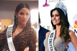 Bản tin Hoa hậu Hoàn vũ 3/12: Lộ diện giai nhân tuyệt sắc sẽ quyết định số phận Hoàng Thùy
