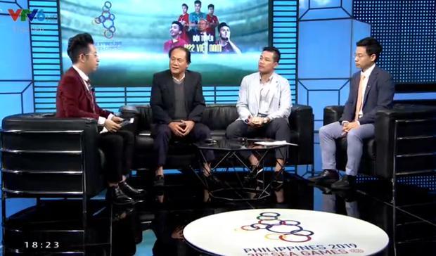 Sau sự cố vạ miệng với Bùi Tiến Dũng, MC Quốc Khánh không tham gia bình luận trận Việt Nam- Singapore-1