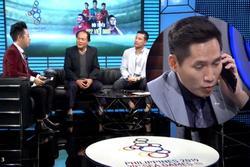 Sau sự cố 'vạ miệng' với Bùi Tiến Dũng, MC Quốc Khánh không tham gia bình luận trận Việt Nam- Singapore