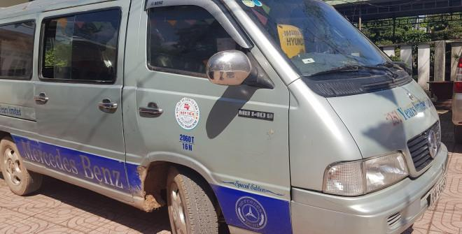 Vụ ô tô đánh rơi học sinh trên QL1: Tài xế sử dụng bằng lái giả-1