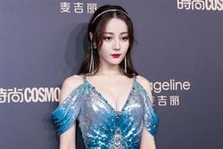 Thảm đỏ Cosmo: Địch Lệ Nhiệt Ba khoe vòng 1 'bỏng mắt', Yoona lép vế dàn mỹ nhân Hoa ngữ