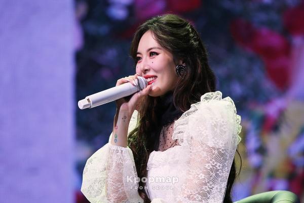 Chuyện giờ mới kể: Hyuna bật khóc trong hậu trường vì không tin được có ngày mình sẽ comeback-2