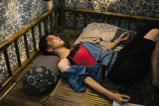 Những mỹ nhân Hoa ngữ bị tổn thương khi đóng cảnh nóng-7