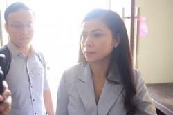 Bà Lê Hoàng Diệp Thảo phủ nhận đòi chồng cấp dưỡng con bằng cổ phần