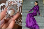 Chi tiết thú vị trên bộ đầm 'kín như bưng' của H'Hen Niê khi làm host Hoa hậu Hoàn vũ Việt Nam 2019