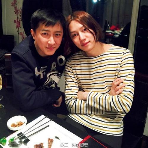 Han Geng ôm Hee Chul sau 10 năm rời Super Junior-7