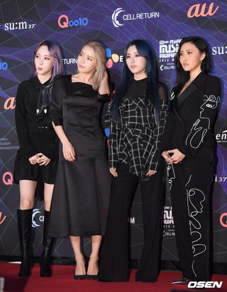 Thảm đỏ lễ trao giải MAMA: BTS cá tính, Cổ Lực Na Trát make-up vội vẫn đẹp xuất sắc-12