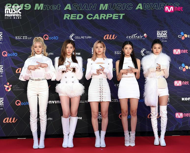 Thảm đỏ lễ trao giải MAMA: BTS cá tính, Cổ Lực Na Trát make-up vội vẫn đẹp xuất sắc-7