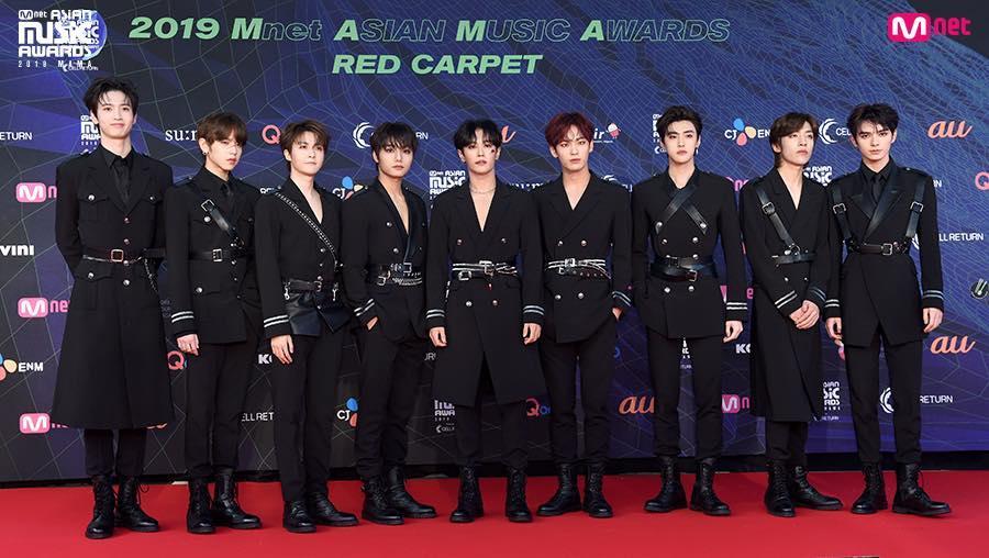 Thảm đỏ lễ trao giải MAMA: BTS cá tính, Cổ Lực Na Trát make-up vội vẫn đẹp xuất sắc-8