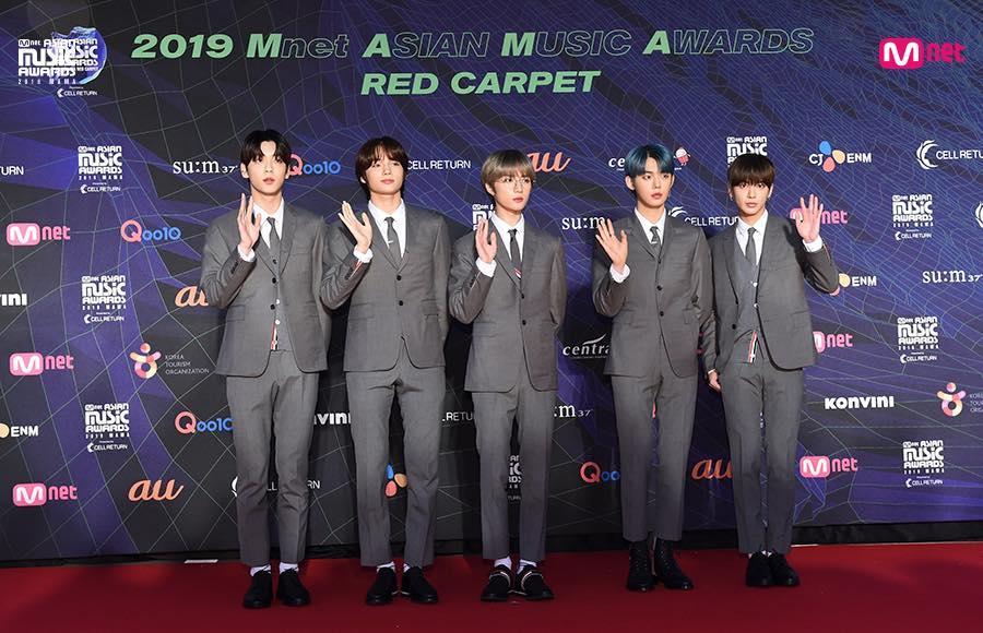 Thảm đỏ lễ trao giải MAMA: BTS cá tính, Cổ Lực Na Trát make-up vội vẫn đẹp xuất sắc-9