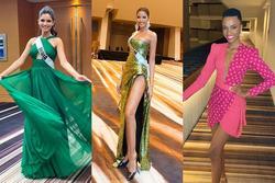 Miss Universe 2019 ngày thứ 6: Hoàng Thùy diện chiếc váy đẹp nhất, 'chặt' đối thủ không chừa ai