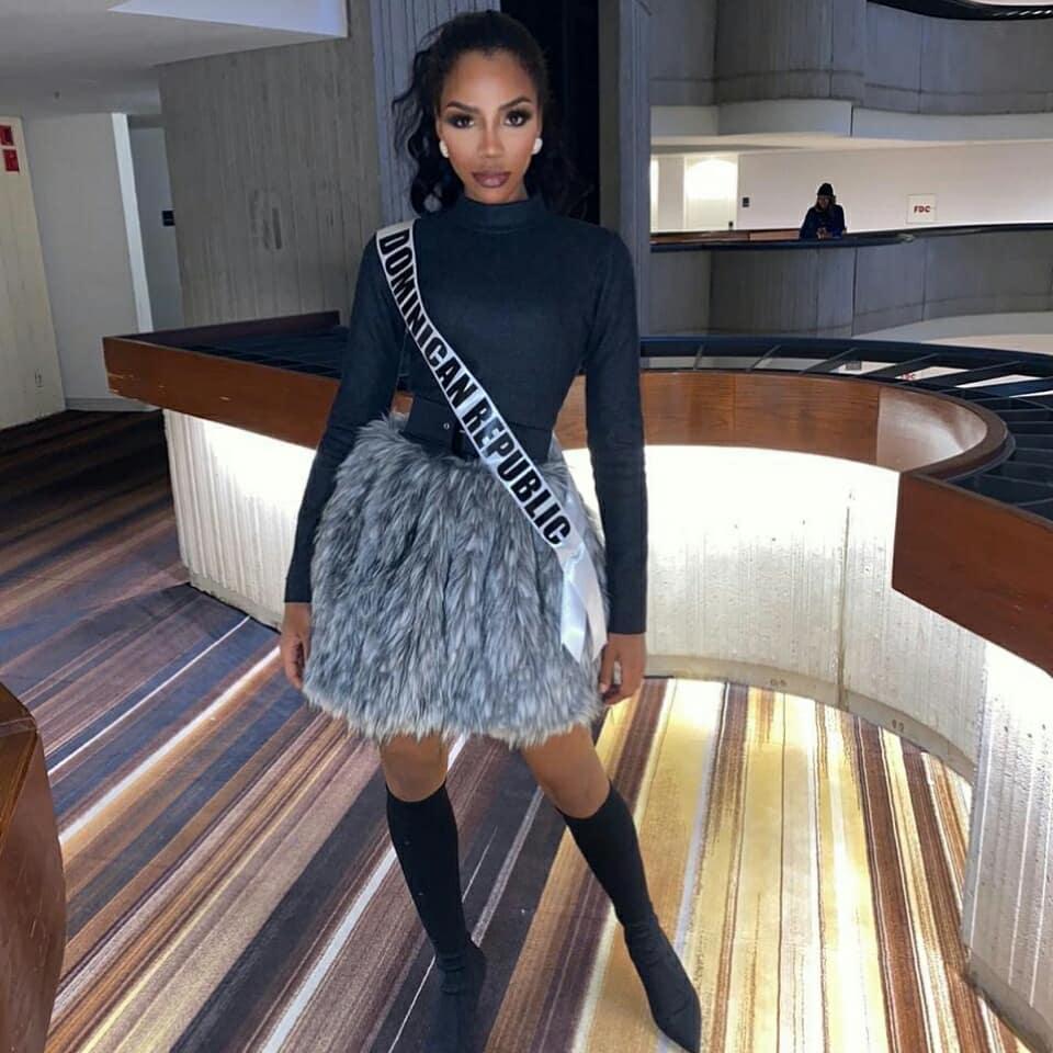 Miss Universe 2019 ngày thứ 6: Hoàng Thùy diện chiếc váy đẹp nhất, chặt đối thủ không chừa ai-6