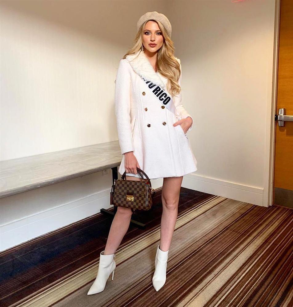 Miss Universe 2019 ngày thứ 6: Hoàng Thùy diện chiếc váy đẹp nhất, chặt đối thủ không chừa ai-10