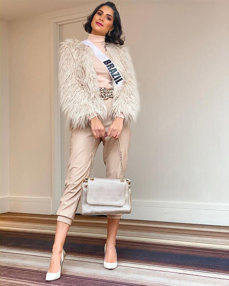 Miss Universe 2019 ngày thứ 6: Hoàng Thùy diện chiếc váy đẹp nhất, chặt đối thủ không chừa ai-8