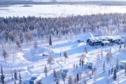 Xứ sở mùa đông đẹp như chốn thần tiên ở Phần Lan