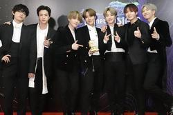 Tổng kết MAMA: Twice làm nền cho BTS 'all-kill' Daesang