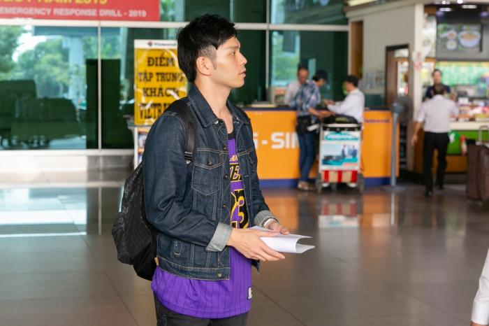 Fiona Fung, Young Jae (B.A.P) cùng dàn nghệ sĩ châu Á đổ bộ sân bay Tân Sơn Nhất-10