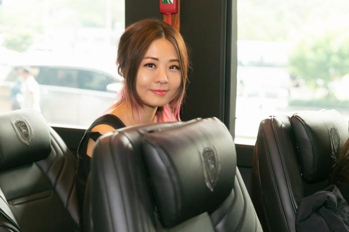 Fiona Fung, Young Jae (B.A.P) cùng dàn nghệ sĩ châu Á đổ bộ sân bay Tân Sơn Nhất-4