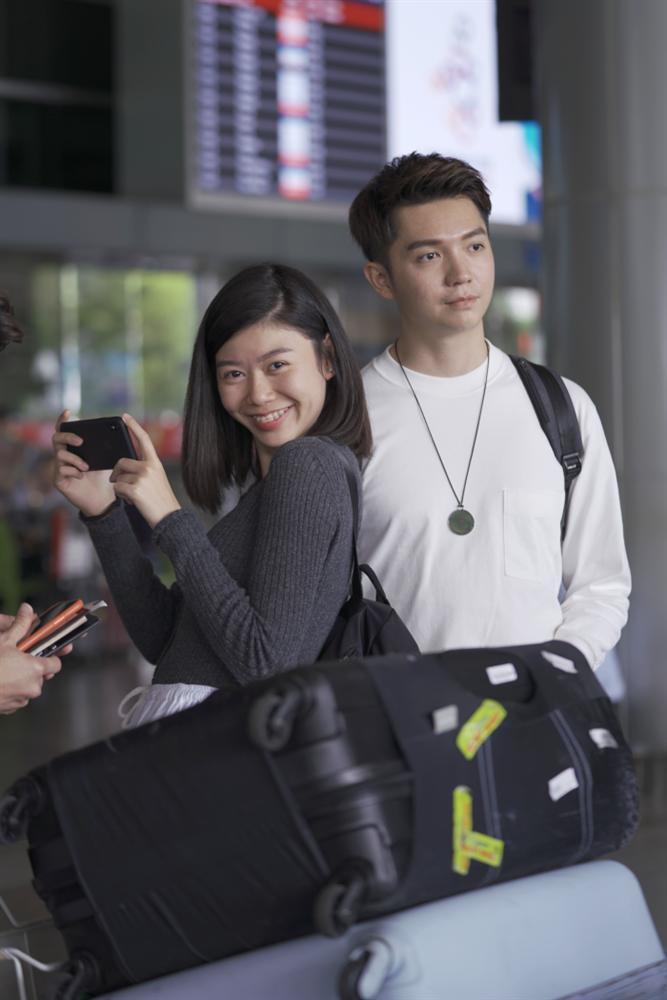 Fiona Fung, Young Jae (B.A.P) cùng dàn nghệ sĩ châu Á đổ bộ sân bay Tân Sơn Nhất-8