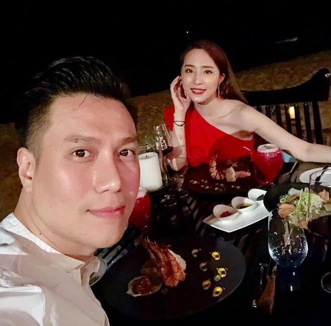 Việt Anh gây chú ý khi đăng ảnh cô gái có ngoại hình nóng bỏng-2