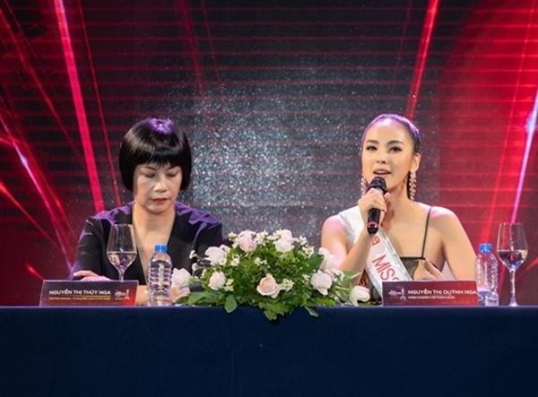 Á khôi Quỳnh Nga đại diện Việt Nam tranh vương miện Miss Charm International 2020-4
